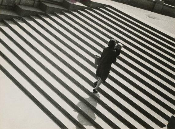Alexander Rodchenko, Stairs, Mosca
