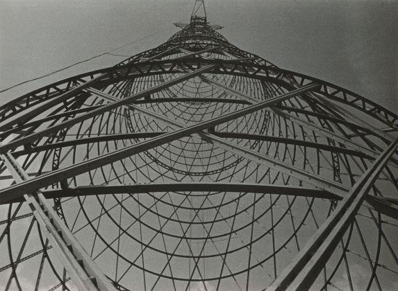 Alexander Rodchenko, The Shukhov tower, Mosca