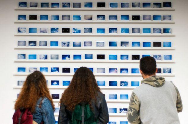 Anna Dormio & Alberto Fiorin. Ruins and Reflexes. Installation view at Kunstschau Contemporary Place, Lecce 2018. Photo Grazia Amelia Bellitta