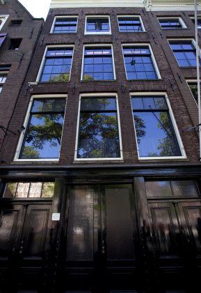 Anne Frank House at Prinsengracht 263, Amsterdam © Anne Frank House. Photographer Cris Toala Olivares