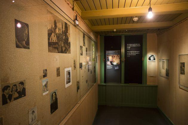 Anne Frank and Fritz Pfeffer's room © Anne Frank House. Photographer Cris Toala Olivares