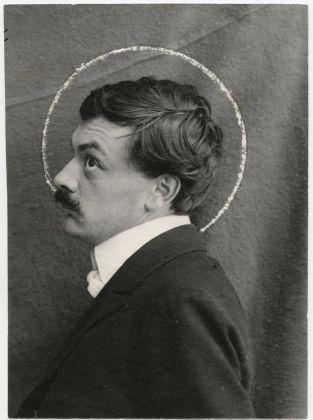 Anonimo, Ritratto fotografico di Koloman Moser, 1903 ca. © MAK