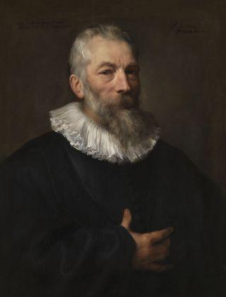 Anthony van Dyck, The painter Marten Pepijin, 1627-32. Royal Museum of Fine Arts, Antversa © www.lukasweb.be Art in Flanders vzw. Photo Hugo Maertens
