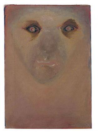 Arnold Schönberg, Blick, 1910. Courtesy Arnold Schönberg Center, Wien