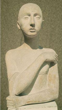 Arturo Martini, Busto di giovane, 1927. Courtesy La Galleria Nazionale, Roma