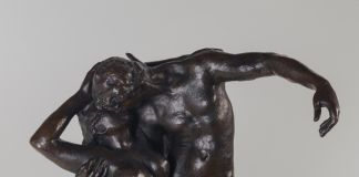 Auguste Rodin, A Eterna Primavera, Paris, c. 1884, Museu Calouste Gulbenkian, Foto Catarina Gomes Ferreira