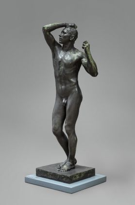 Auguste Rodin, A Idade do Bronze 1901 © Ny Carlsberg Glyptotek, Copenhagen Photo Anders Sune Berg