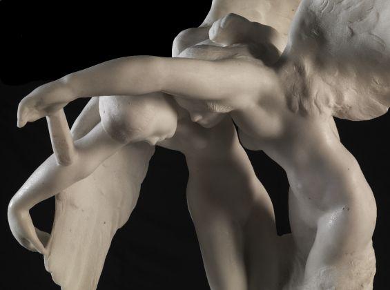 Auguste Rodin, As Bênçãos, Paris, anterior a 1894, Museu Calouste Gulbenkian, Foto Catarina Gomes Ferreira