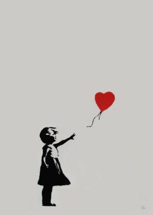 Banksy, Girl Baloon