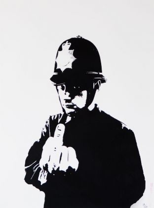 Banksy, Rude Copper