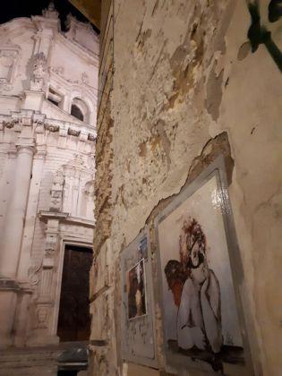 Blub, Putto di Raffaello, Lecce, 2018