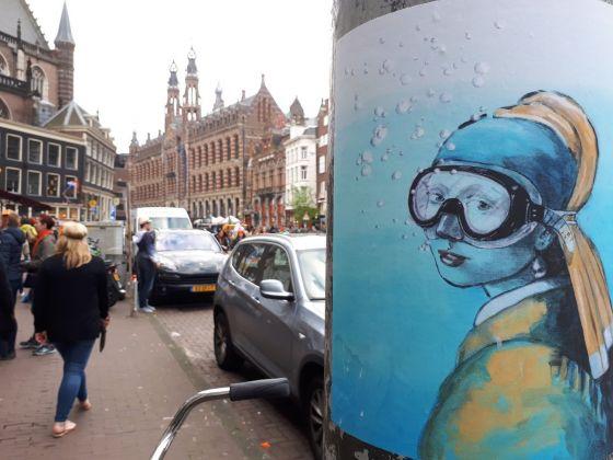 Blub, Vermeer, Amsterdam, 2018