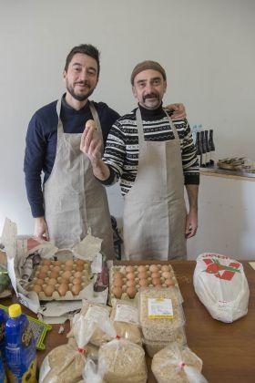 Simone Ciglia e Matteo Fato. Ph. Giorgio Benni