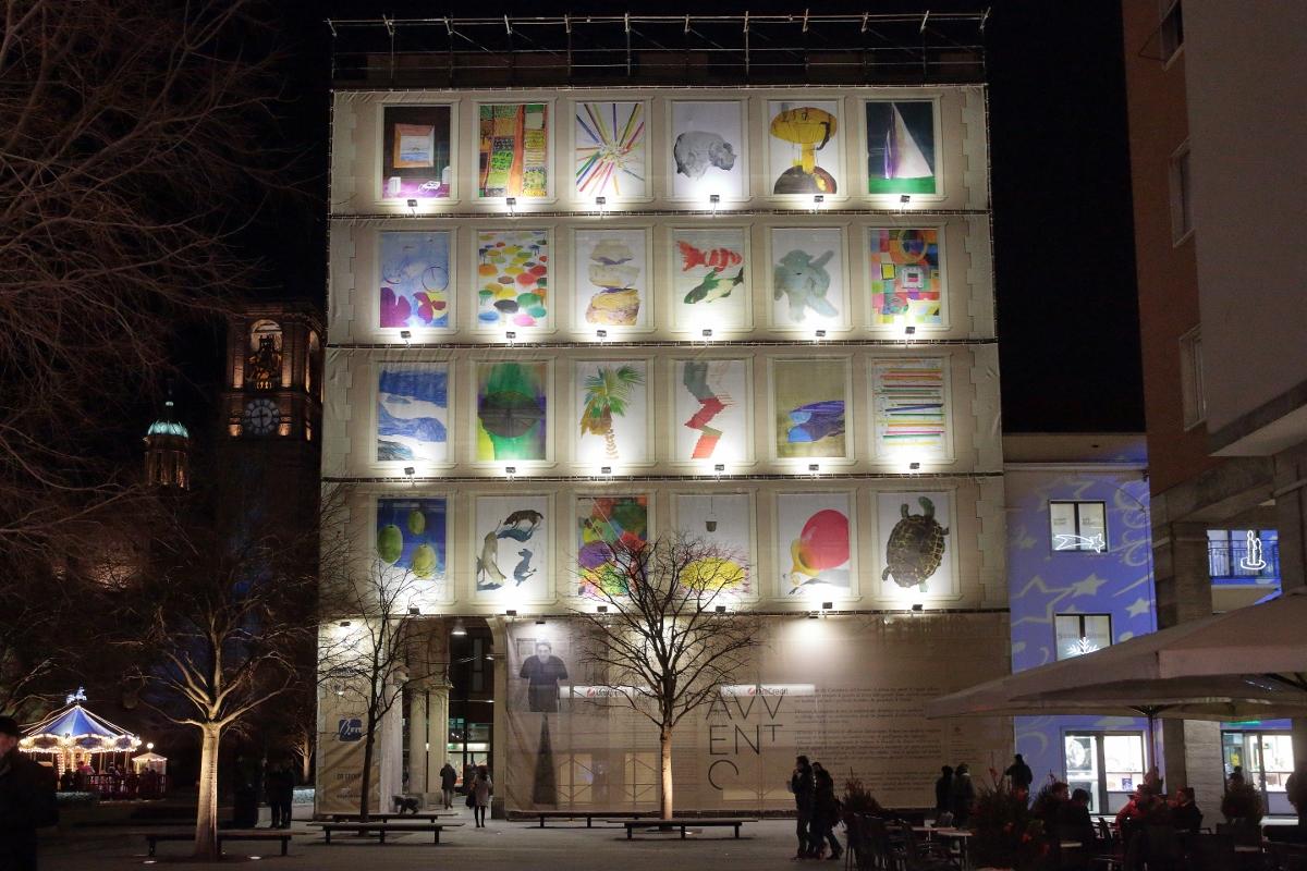 A Legnano Il Calendario DellAvvento Artistico Di Giosetta Fioroni