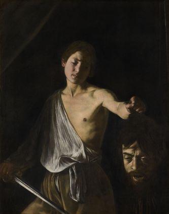 Caravaggio, David con la testa di Golia,1609-10 © Ministero per i Beni e le Attività culturali – Galleria Borghese