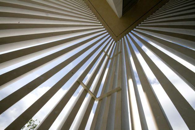Chiesa San Giovanni XXIII dettaglio