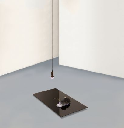 Christian Fogarolli, Stone of Madness. Allégorie de la folie, 2018. Courtesy Galerie Mazzoli