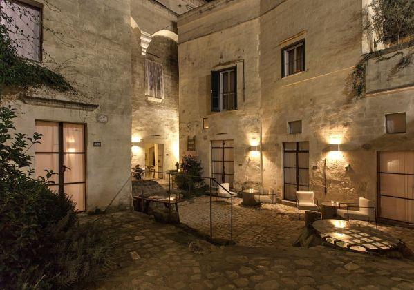 Corte San Pietro, cortile