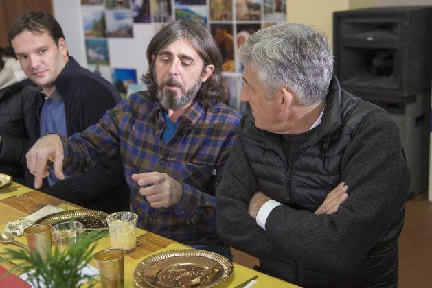 Delfo Durante e Stefano Sciarretta. Ph. Giorgio Benni