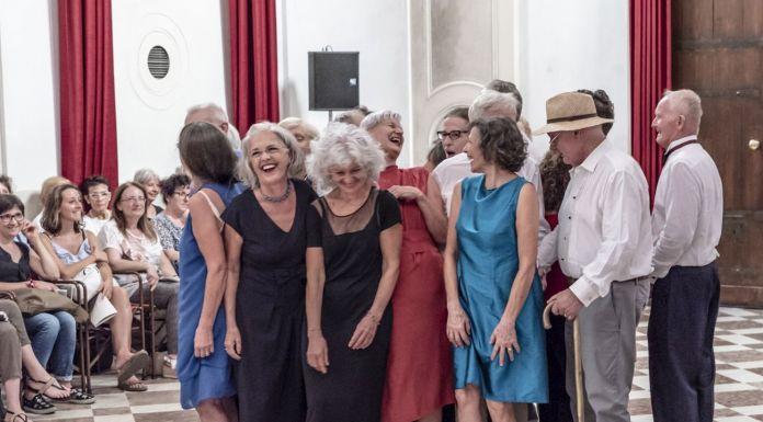 Dance Well, Oro. L'arte di resistere. Photo Riccardo Panozzo Festival BMotion, Bassano del Grappa 2018