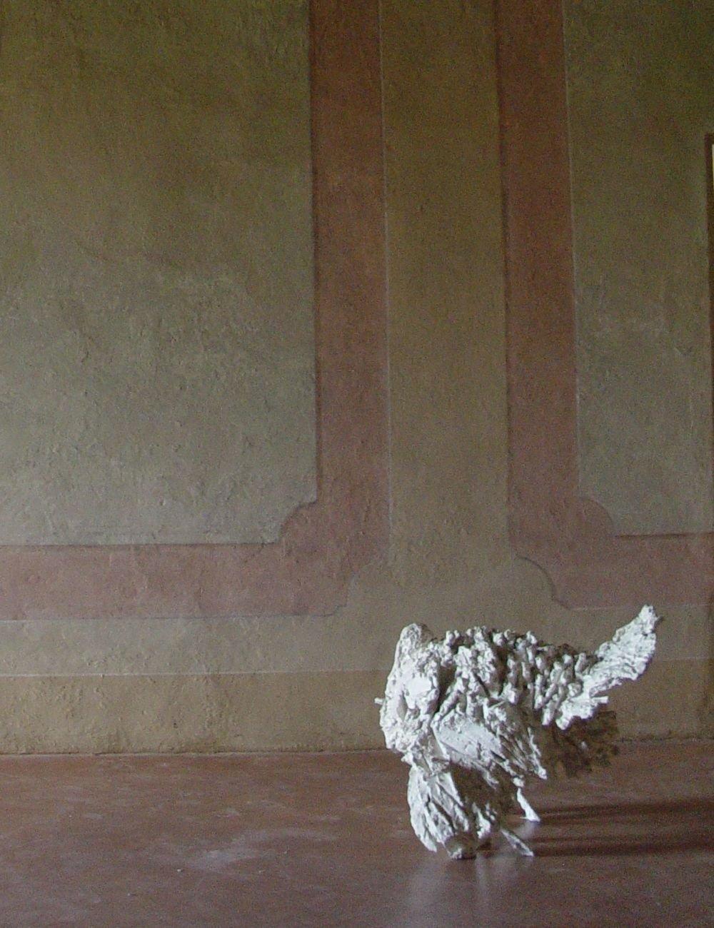 Davide Rivalta, Tacchino, 2004. Courtesy l'artista
