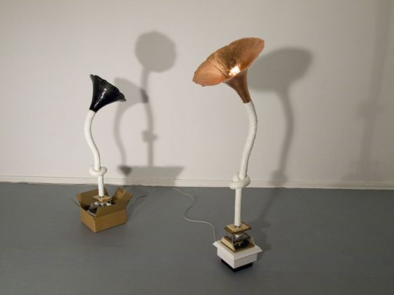Douglas Henderson, Flower Nr.1 & Flower Nr.2, 2012. Courtesy l'artista & Finstral Collection, Friedberg