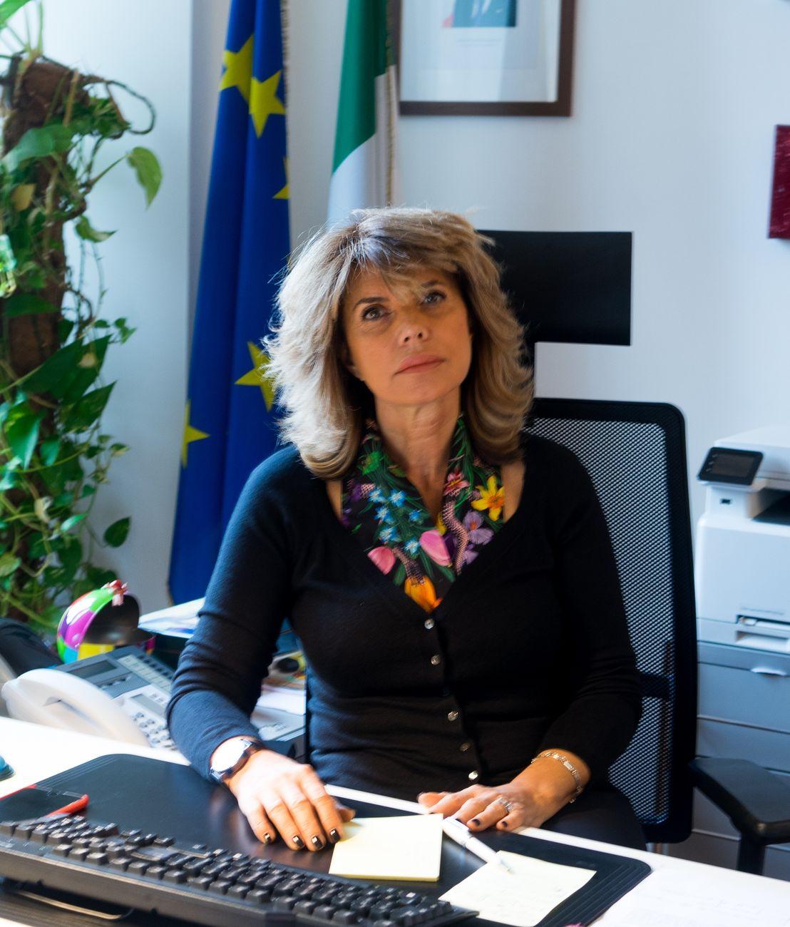 Federica Galloni, marzo 2018