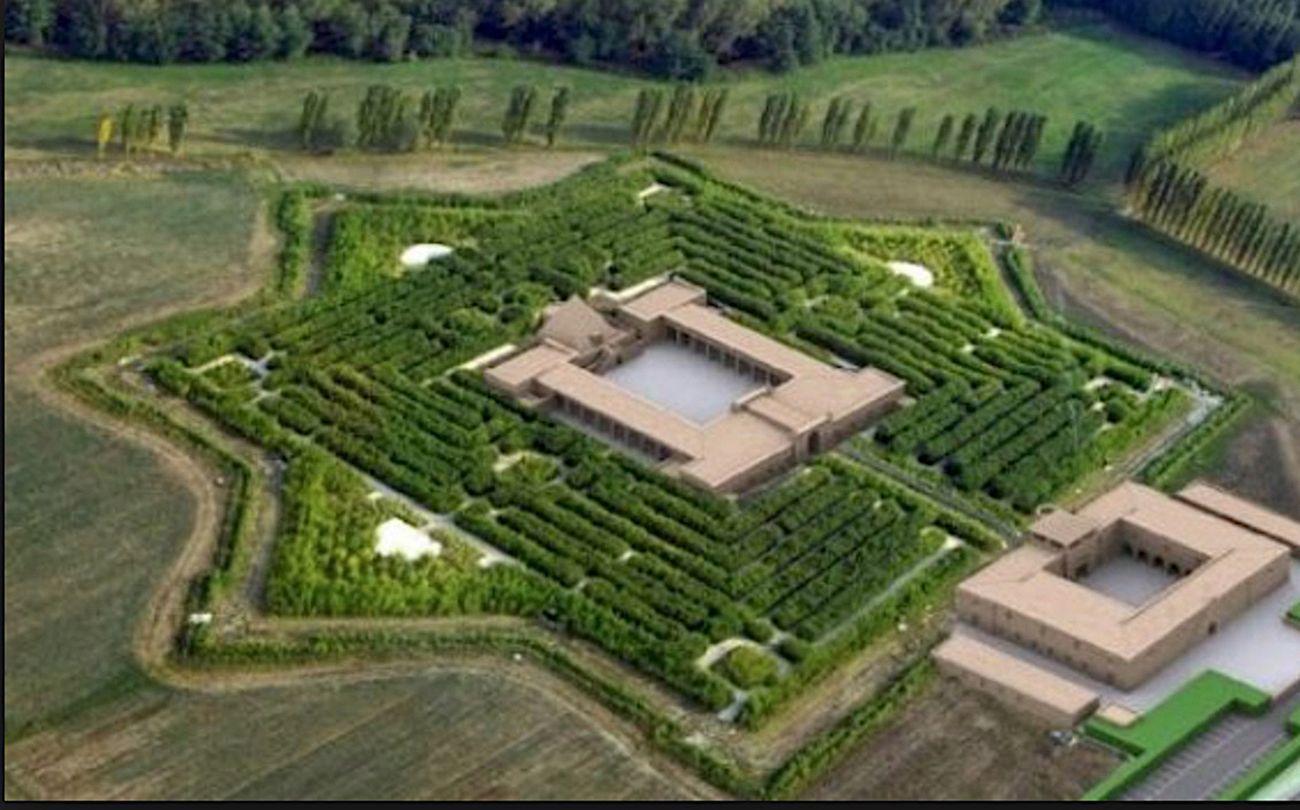 Giardini e labirinti in italia e all 39 estero artribune for Giardino labirinto