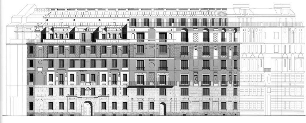 Giovanni Muzio, Ca' Brutta, Milano, 1919-23