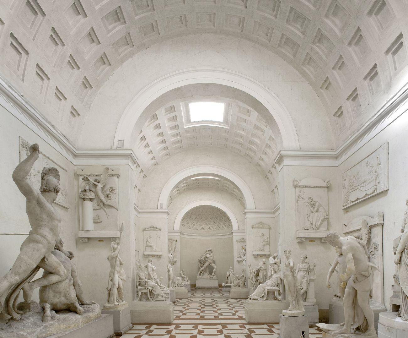 Gipsoteca e Museo Antonio Canova, Ala Ottocentesca, Possagno
