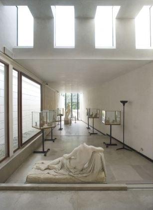 Gipsoteca e Museo Antonio Canova, Ala Scarpa, Possagno