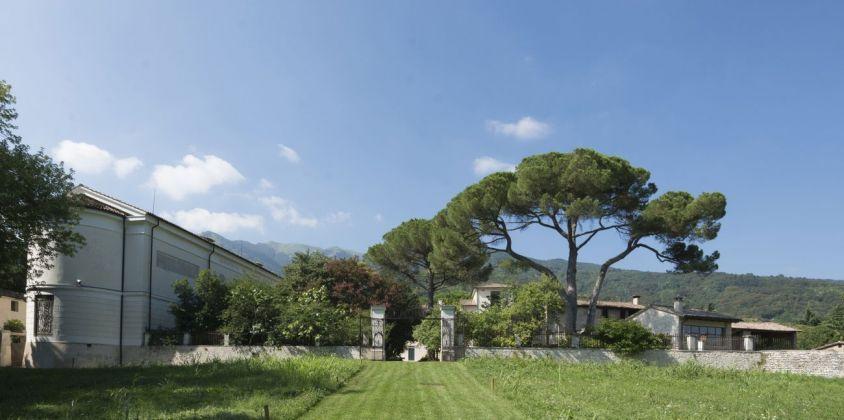 Gipsoteca e Museo Antonio Canova, Parco, Possagno