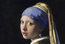 Jan Vermeer, Girl with a Pearl Earring, 1665