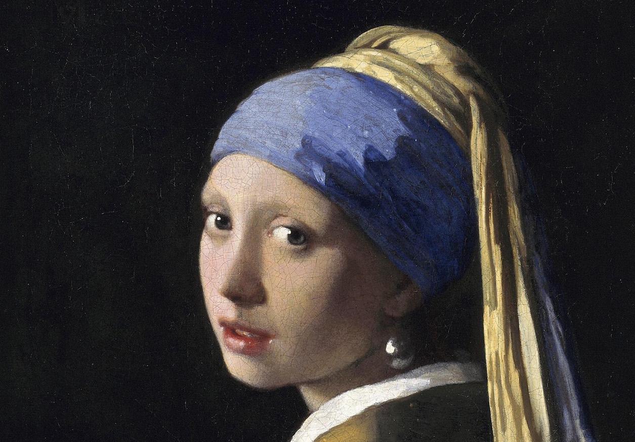 Tutte le opere di Vermeer in una mostra virtuale