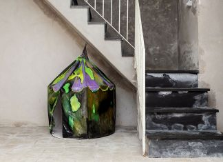 Giuliana Rosso. A Creepy and Holy Jingle. Exhibition view at La Casaforte S.B., Napoli 2018. Photo © Danilo Donzelli Photography