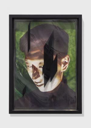 Giulio Frigo, Anamorfosi ∞ (bended light), 2018. Photo Sebastiano Pellion