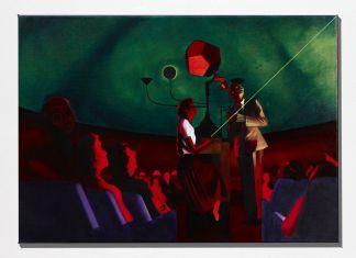 Giulio Frigo, Planetarium (oranti), 2018. Photo Agostino Osio