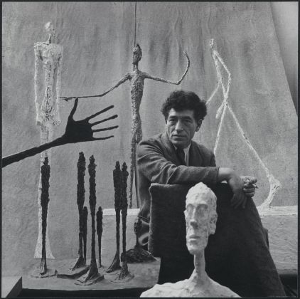 Gordon Parks, Alberto Giacometti, 1951. Fondation Giacometti, Paris © The Gordon Parks Foundation. Courtesy Guggenheim Bilbao