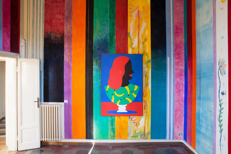Graffiare il presente, Casa Testori