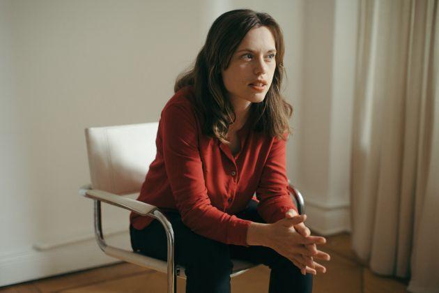 Hanne Lippard, photo by Felix Bruggemann