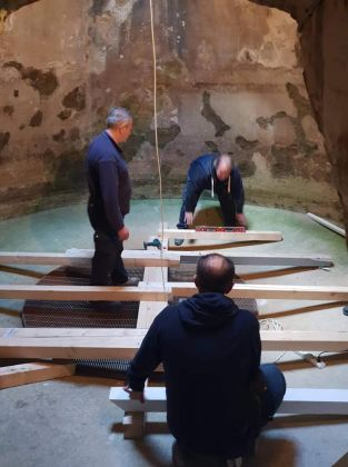 Work in progress di IDRA, progetto di Alfredo Pirri per Matera Alberga