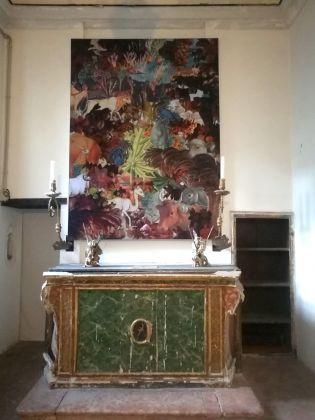 Francesco Simeti, Natività per l'Oratorio di San Lorenzo, Palermo