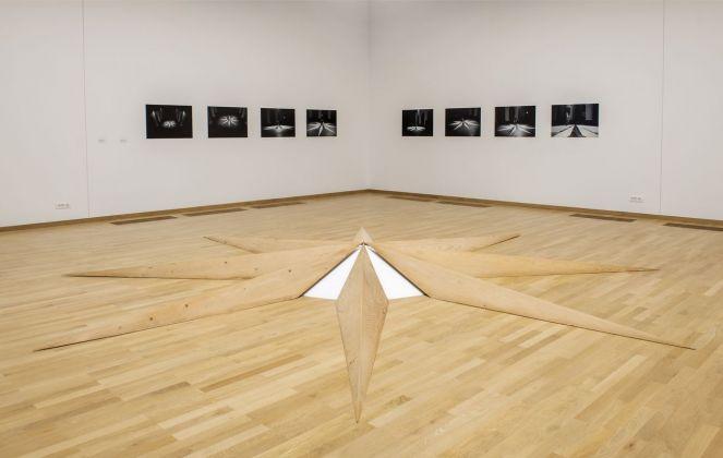 Ilija Šoškić, Stella Nautica (Nautical Star), 1988. Collection of the Museum of Contemporary Art, Belgrado. Photography Bojana Janjić MoCAB