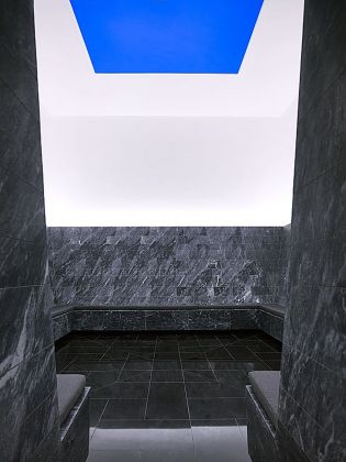 James Turrell, Skyspace, 2017. Amanzoe Resort, Kranidi