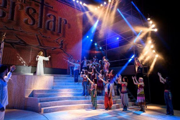 Jesus Christ Superstar, Teatro Sistina, Roma 2018. Photo Margot De Heide