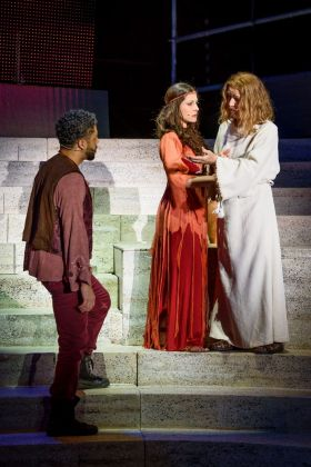 Jesus Christ Superstar, Teatro Sistina, Roma 2018. Photo Margot De Heide