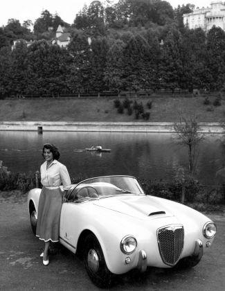 La Lancia Aurelia B 24. Centro Storico Fiat
