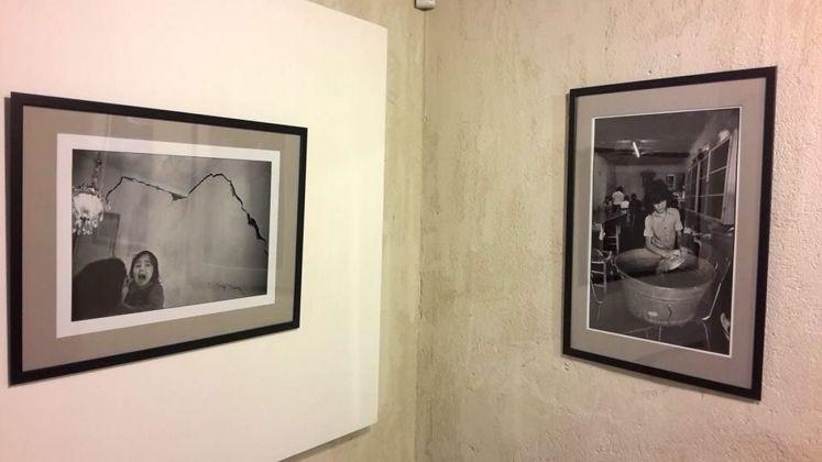 Letizia Battaglia. Installation view at Centro Comunale d'Arte e Cultura Il Ghetto, Cagliari 2018