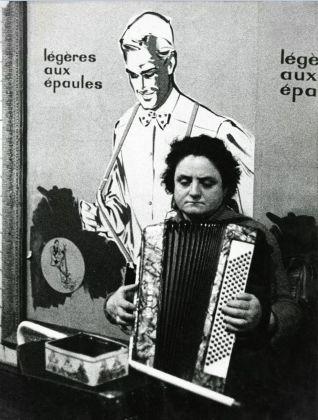Lisetta Carmi, La Metropolitana, Parigi, 1965 © Lisetta Carmi. Courtesy Martini & Ronchetti