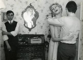 Lisetta Carmi, Travestiti, Genova, 1965 © Lisetta Carmi. Courtesy Martini & Ronchetti